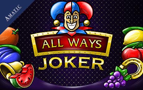 all-ways-joker-amatic-n-serve